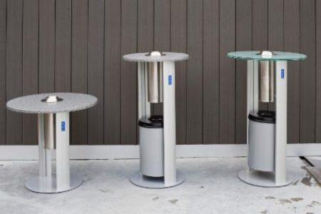 Smoke Table Design Line