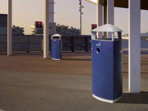 Abfallbehälter Fenix - Indoo