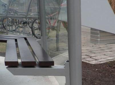 Sitzbank Holzlattung